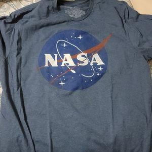 FIFTHSUN NASA Men's T-shirt